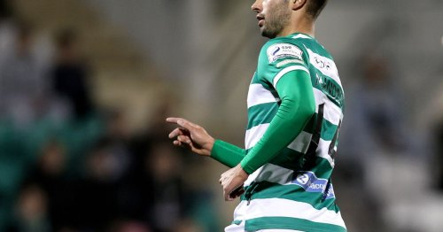 Shamrock Rovers ease past Sligo to go 12 points clear with six to play