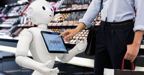 Ireland's first humanoid robot to make debut at Blanchardstown Shopping Centre