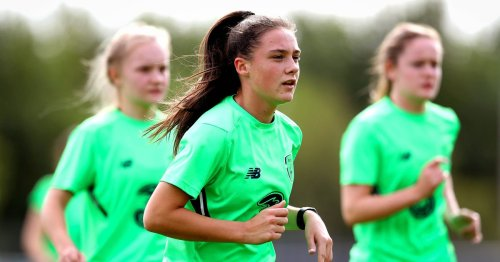 Hard work pays off for Shelbourne's Jessica Ziu ahead of World Cup campaign