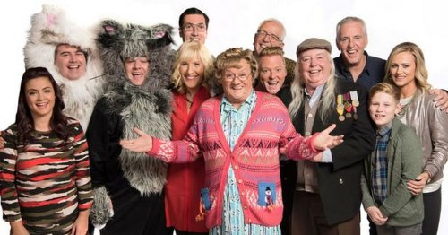 Mrs Brown's Boys confusing family tree explains how actors related in real life