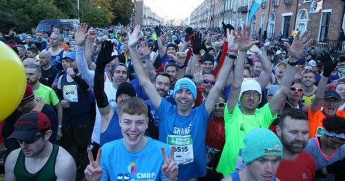 'Vaccines are key' for 25,000 runners in KBC Dublin Marathon Dublin Marathon