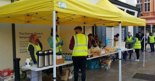 Hundreds sign petition slamming 'ludicrous' decision to shut down soup runs