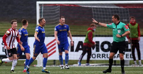 Bohemians blow it in added time away to Derry City