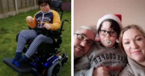 Family's desperate plea as 8yr old disabled son stuck at home without transport