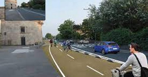 'Deep disappointment' after Sandymount cycle path trial gets axed by High Court