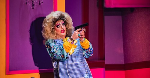 Star-studded drag murder mystery arrives at The Gaiety for hilarious show