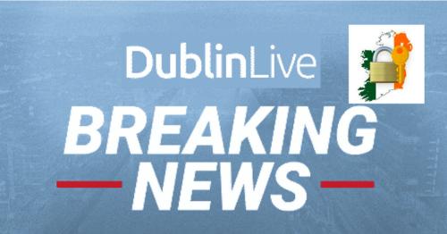 Dublin Fire Brigade battle huge blaze as large waste set alight in Clondalkin