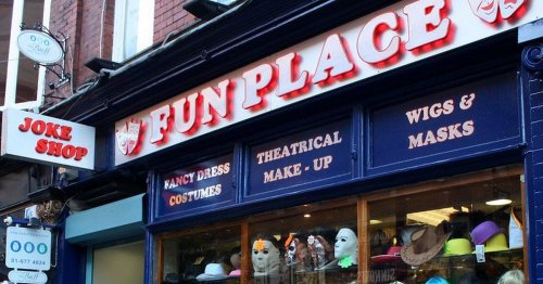 Sad day for Dublin as another iconic city centre store closes after 40 years