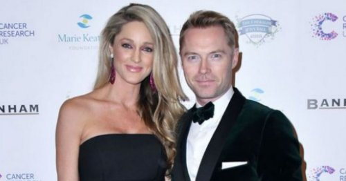 Dublin celeb Ronan Keating says wife Storm is 'a force to be reckoned with'