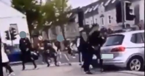 Brawl between gangs spills onto northside street in latest 'disturbing scenes'