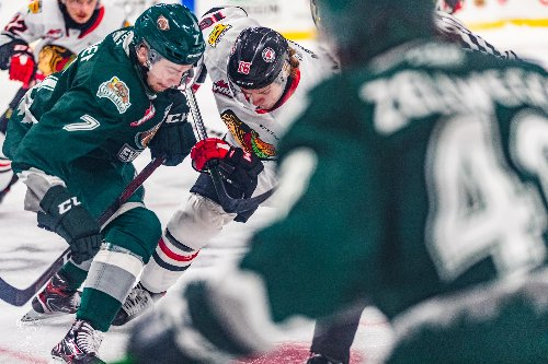 Silvertips remain undefeated against Winterhawks - DUBNetwork