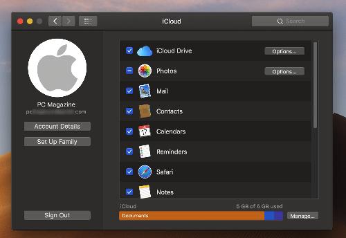 Apple iCloud Drive Review: 2021