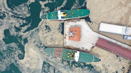 Tourism in Marmara Sea under mucilage threat
