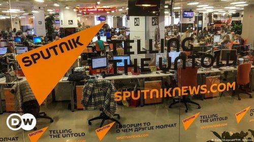 Der Sputnik-Spin