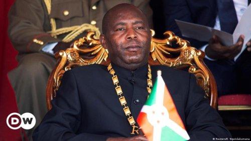 Burundi seeks new direction 1 year after president's death