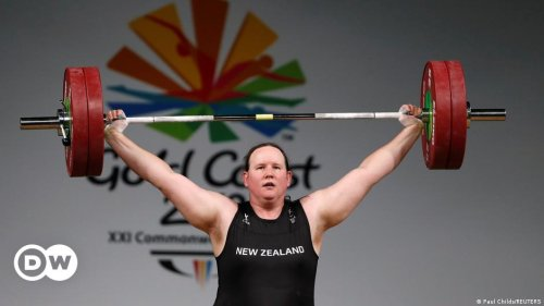 New Zealand's Hubbard to be first transgender Olympic weightlifter