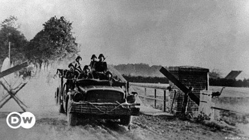 Nazi invasion of Soviet Union was 'murderous barbarity'
