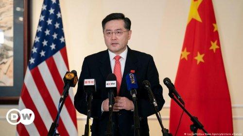 """""""Wolfskrieger"""" vertritt China in den USA"""