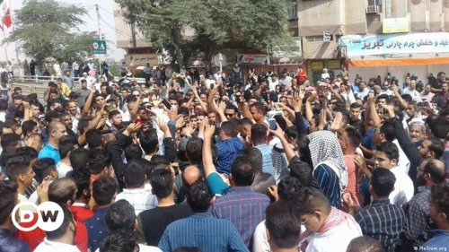 Iran: Drought, water shortages spark protests