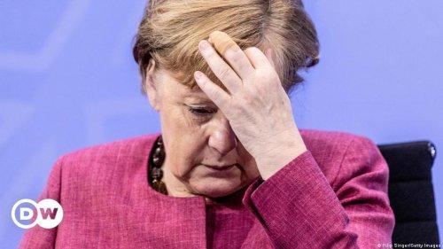 """Merkel: """"Ein Anlass für Scham"""""""