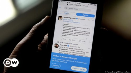 India Twitter standoff puts spotlight on free speech