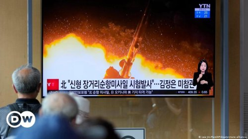 Stärkedemonstrationen in Korea