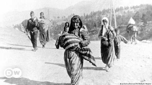 A look at the Armenian genocide
