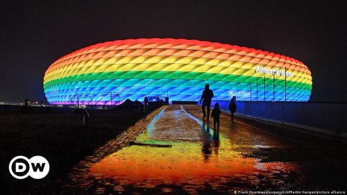Euro 2020: Proposal to illuminate Munich arena in LGBT+ colors for visit of Hungary