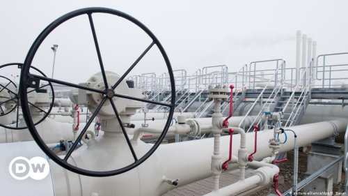 Meinung: Deutschland ignoriert den Erpressungsversuch von Gazprom