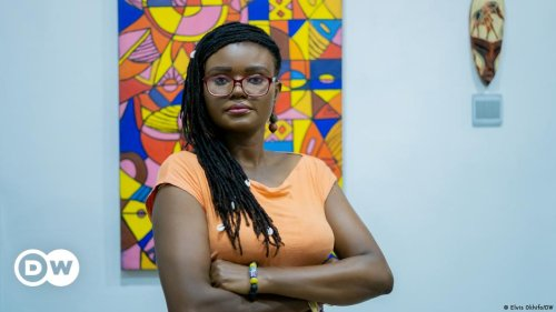 DW honors Nigerian reporter Tobore Ovuorie for defending the voiceless