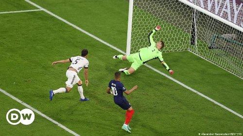 Euro 2020: France vs. Germany — live