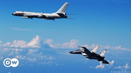 US slams China's 'provocative' military incursion near Taiwan