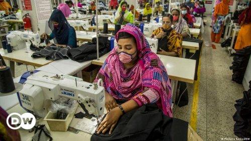 Bangladeschs Textilarbeiterinnen in Sorge