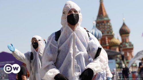 Moskau ächzt unter der Delta-Virusvariante