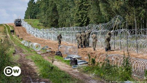 Tote an der polnisch-belarussischen Grenze