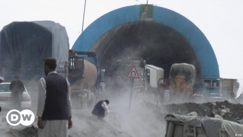 Afghanistan: Taliban road construction projects stall without foreign funding
