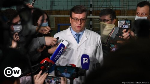 Russia: Doctor who treated Alexei Navalny goes missing