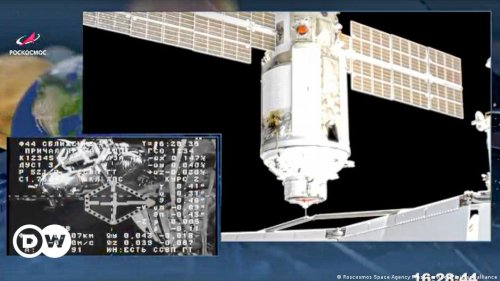 Russia blames ISS incident on software glitch