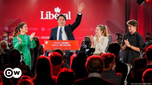 Canada: Trudeau declares victory in snap election
