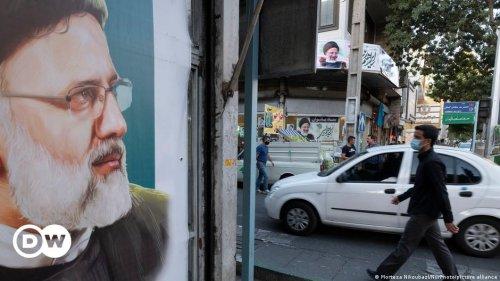 Israel warns of 'brutal hangmen' regime as Iran elects Raisi