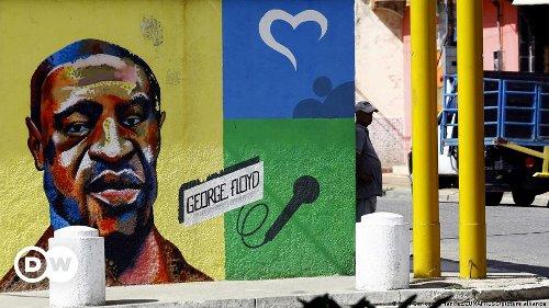 """Street Art: George Floyd als Ikone von """"Black Lives Matter"""""""