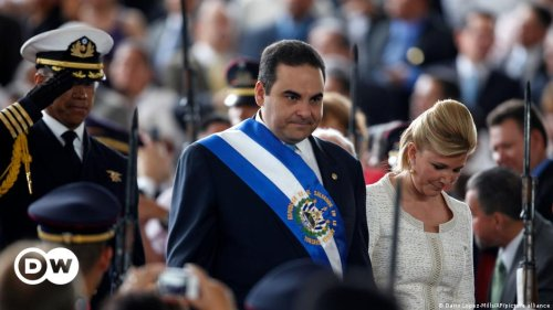 El Salvador: Former first lady sentenced to 10 years in prison