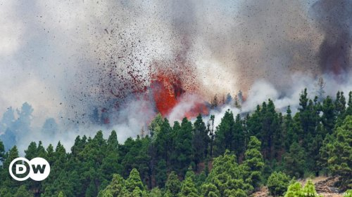 Vulkan auf La Palma bricht aus