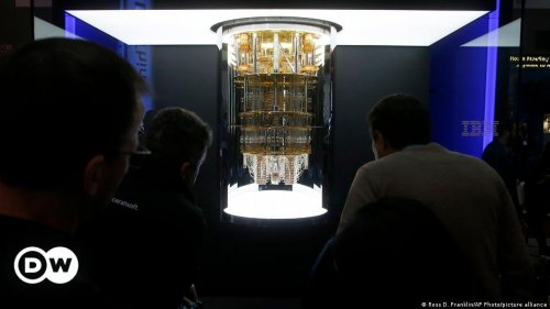 IBM unveils first quantum computer in Germany
