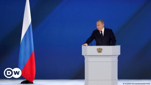 Opinion: Russia's Vladimir Putin counts on the EU to help him again