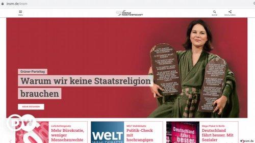 """Meinung: Die """"Zehn Gebote"""" von Annalena Baerbock und den Grünen"""