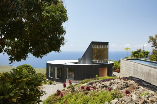 D-Fin House by Craig Steely Architecture