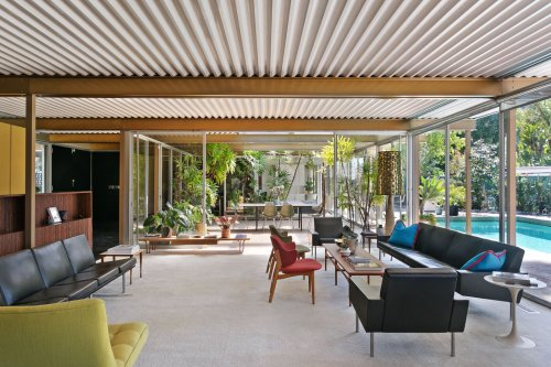 The 1964 Grossman House by Raphael Soriano Seeks $3.3M in L.A.