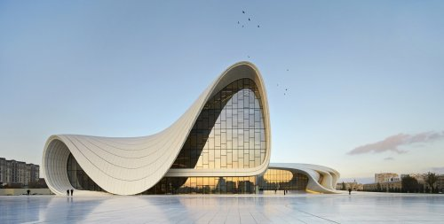 Queen of the Curve: 18 Influential Works by Zaha Hadid
