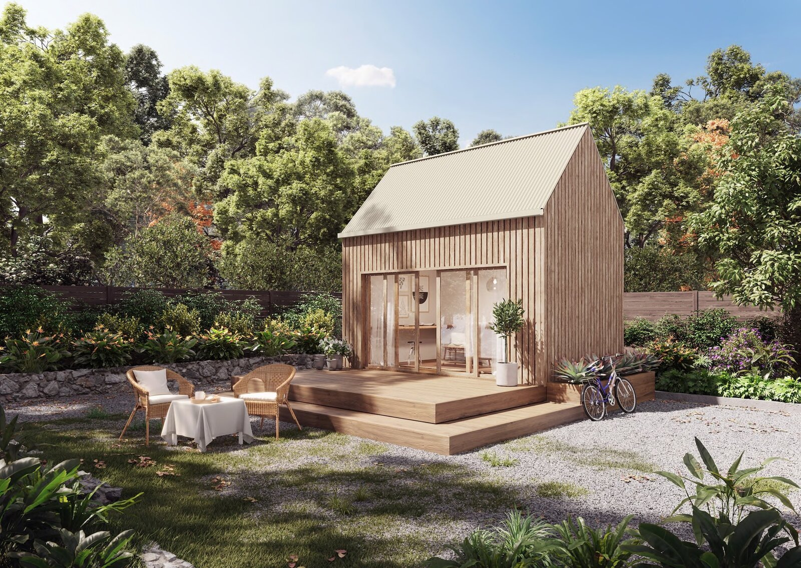 The Traveler Cabin Kit by Coexist Build